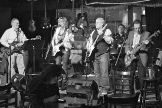Blue Rock Cafe in December 2013